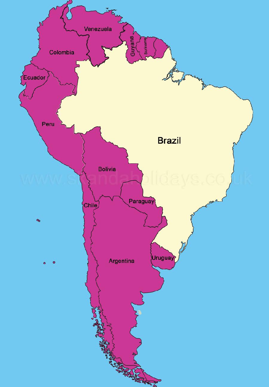 Holidays To Brazil Brazil Holidays Brazil Tours